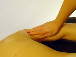 Mjuk massage eller lättmassage en form av taktil stimulering