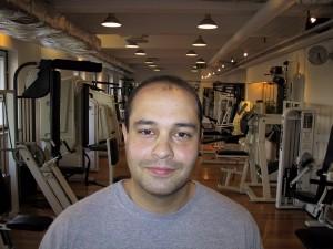 David_Aston_på_gymmet