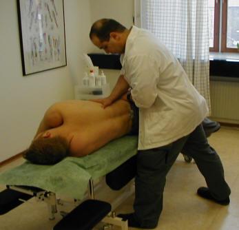 fysioterapi i Malmö inriktad på manuell terapi