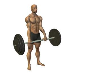 HIT kan tränas i maskin eller med fria vikter
