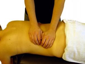svensk klassik massage av ryggen
