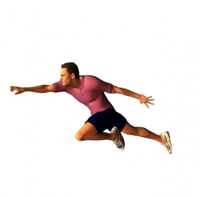 funktionell träning med rörlighet och explosivitet