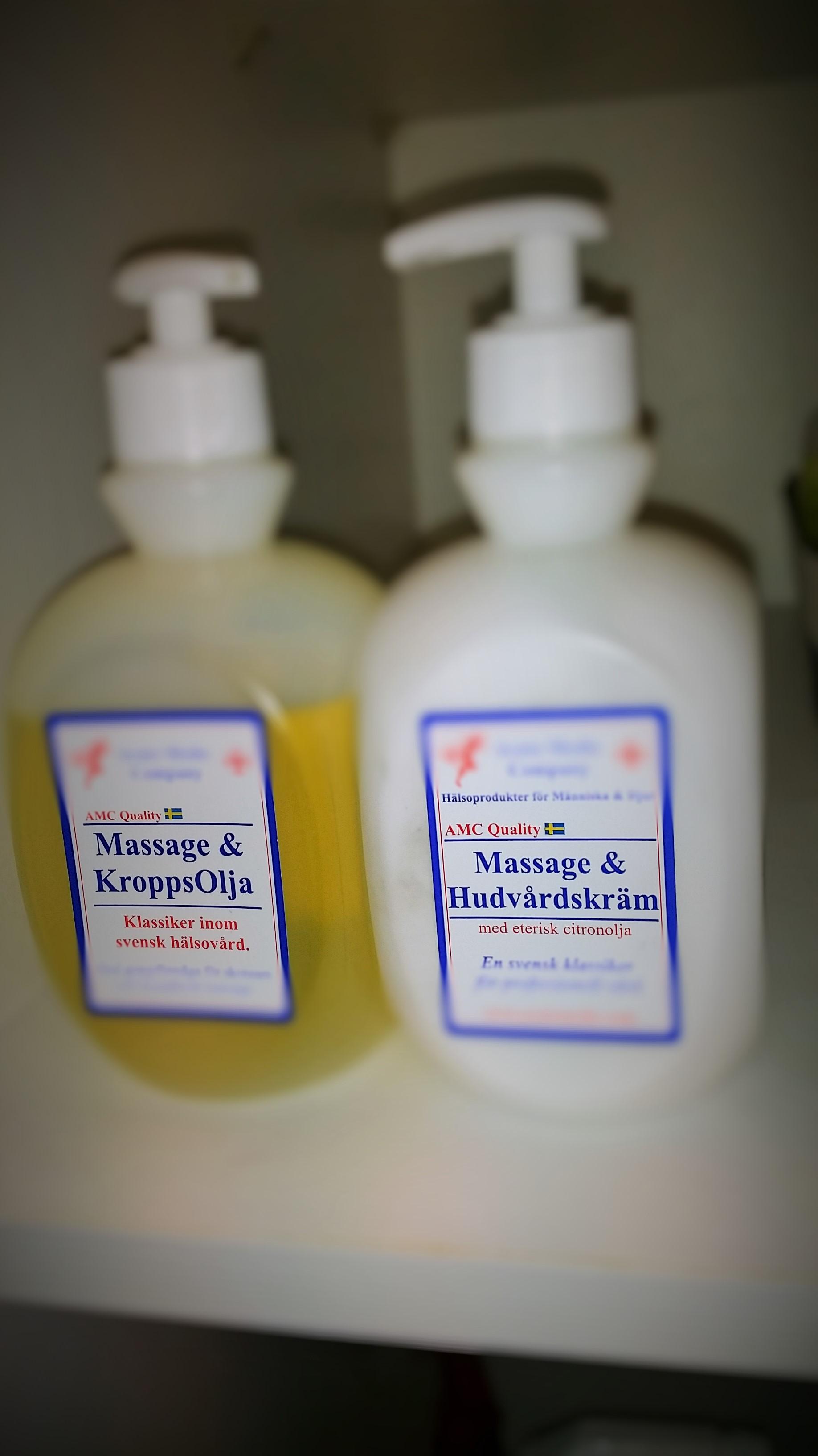massagekram