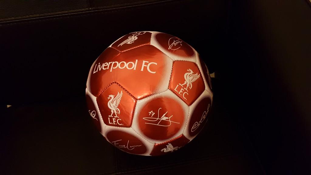 Fotboll Liverpool FC